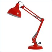 Eurostyle Lalla Lamp in Red