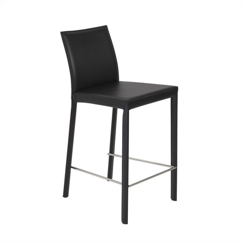 26 Counter Stool In Black