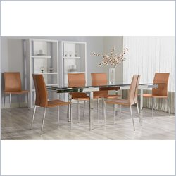 Eurostyle Danube Max 7 Piece Dining Set