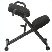 Eurostyle Haley Ergonomic Adjustable Knee Chair