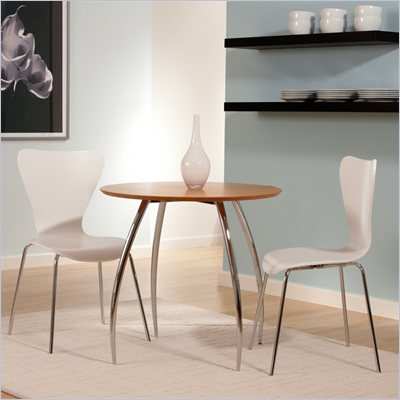 Eurostyle Bianca Cafe Dining Table