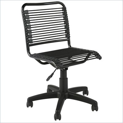 Eurostyle Beetle Low Back Black/Graphite Black Office Chair
