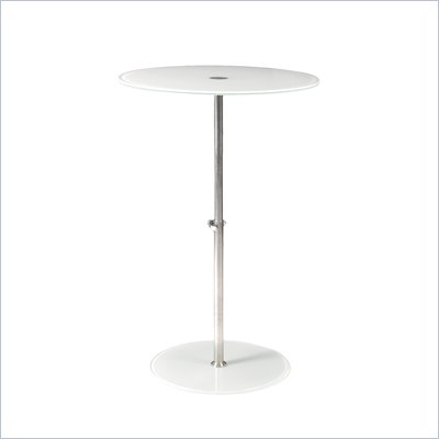 Eurostyle Raina Bistro Table in White