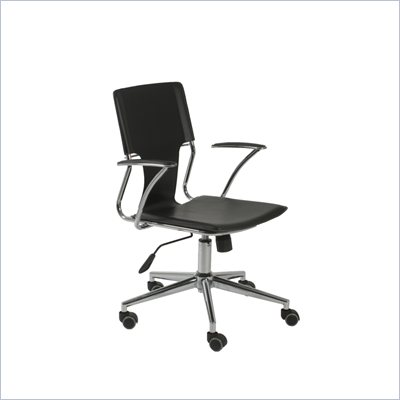 Eurostyle Tobago Office Chair in Black