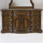 Pulaski San Mateo Triple Dresser