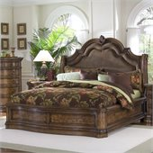 Pulaski San Mateo Sleigh Bed