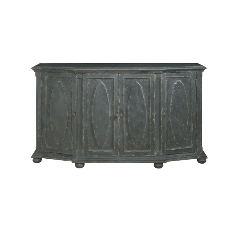 Pulaski Stanton Sideboard in Green