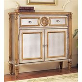 Pulaski Accents Mirrored Hall Chest
