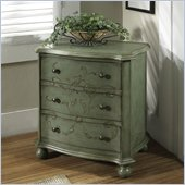 Pulaski Accents Accent Chest Blue Mist