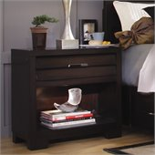 Pulaski Tangerine 330 Nightstand in Sable Finish