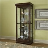 Pulaski Gallery Curio Cabinet