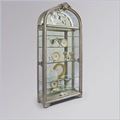 Pulaski Silver Dollar Curio Cabinet