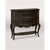 Pulaski Accents Pulaski Accents Hall Chest in Versailles Black Finish