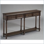 Pulaski Accents Console Table in Rustler Finish