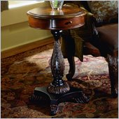Pulaski Stratford Round Accent End Table