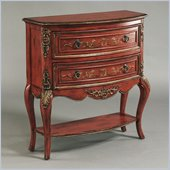 Pulaski Accents Artistic Expressions Hall Chest in Chili
