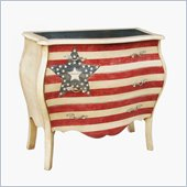 Pulaski Accents Artistic Expressions Accent Chest in Liberty