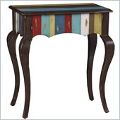 Pulaski Accents Artistic Expressions Accent Table in Soho
