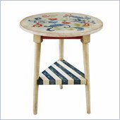 Pulaski Accents Artistic Expressions Accent Table in Hampton
