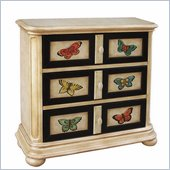Pulaski Accents Artistic Expressions Hall Chest in Libby