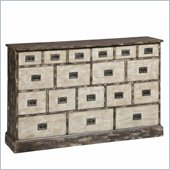 Pulaski Accents Rustic Chic Hall Chest in Ackerman
