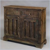 Pulaski Accents Rustic Chic Hall Chest in Calcutta