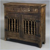 Pulaski Accents Rustic Chic Console in Tamil