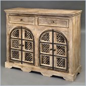 Pulaski Accents Rustic Chic Hall Chest in Surat