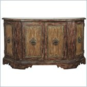 Pulaski Accents Rustic Chic Credenza in Cheyenne
