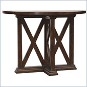 Pulaski Accents Rustic Chic Console in Ashton