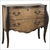 Pulaski Accents Rustic Chic Accent Chest in Natalia