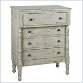 Pulaski Accents Rustic Chic Accent Chest in Camila