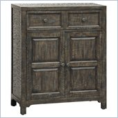 Pulaski Accents Rustic Chic Hall Chest in Parker
