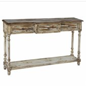 Pulaski Accents Rustic Chic Console in Juliet