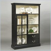 Pulaski Accents Timeless Classics Display Cabinet in Chloe