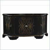 Pulaski Accents Timeless Classics Credenza in Rosalind