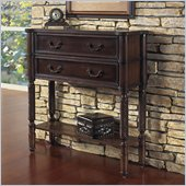Pulaski Accents Timeless Classics Hall Chest in All Spice