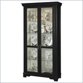 Pulaski Two Front Doors Curio