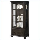 Pulaski Curio with 3 Adjustable Glass Shelves in Del Ray