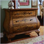 Pulaski 3 Drawer Accent Chest in Topiary Finish