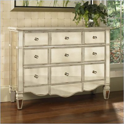 Pulaski Accents Mirrored Chest in Radiance finish