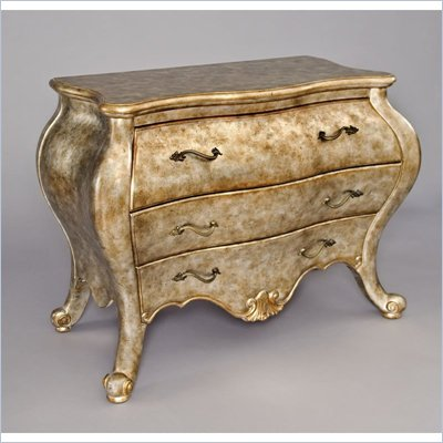 Pulaski Accents Accent Chest in Glitz Finish
