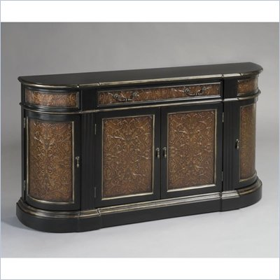 Pulaski Accents Credenza in Durango Finish