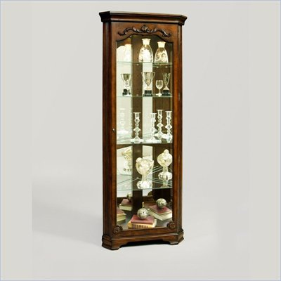 Pulaski Eden Corner Curio Cabinet