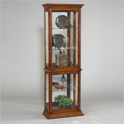 Pulaski Curio Cabinet