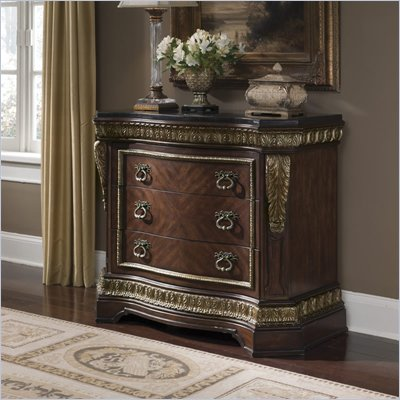 Pulaski Del Corto Three Drawer Bed Chest