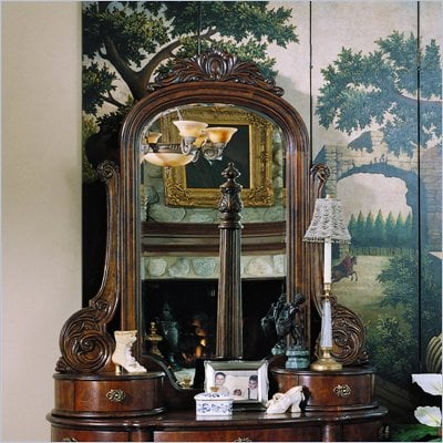Pulaski Edwardian Vanity Mirror