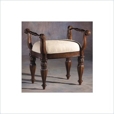 Pulaski Edwardian Vanity Stool
