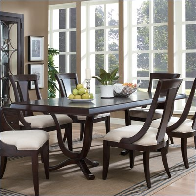 Pulaski Plaza Square Rectangular Dining Table