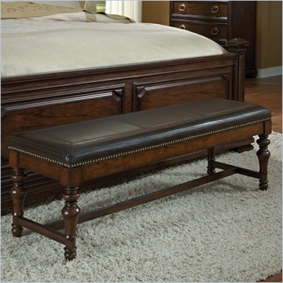 Pulaski Sedona Valley Bed Bench